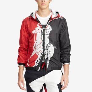 Ralph Lauren Men's P-Wing Water-Repellent Jacket